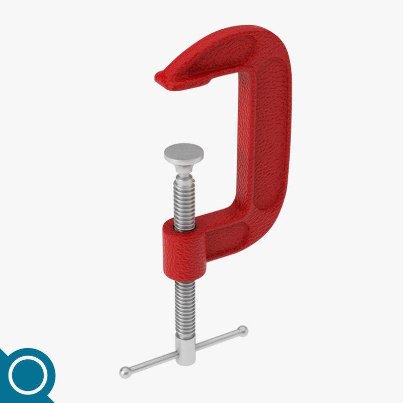 3D clamp make work