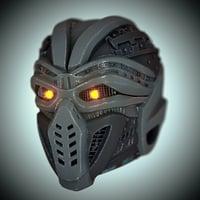 helmet hd 3D model