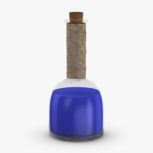 potion-jar-bottles-01---blue model
