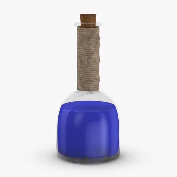 potion-jar-bottles-01---blue model