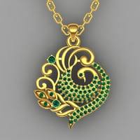 Necklace pendant