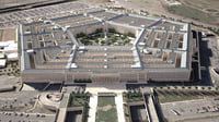 pentagon usa 3D model