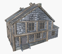 Medieval House with Addon