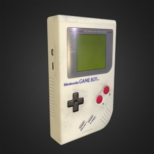 gameboy use 3D