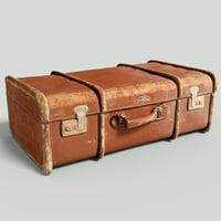 Vintage Suitcase Retro Valise 5