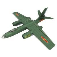 ilyushin il-28 bomber chinese 3D model