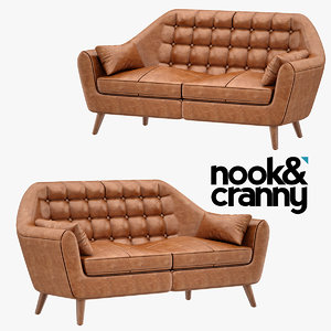 nook cranny julius 3D model
