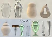 3D dishes decorative kitchen