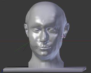 3D vladimir putin