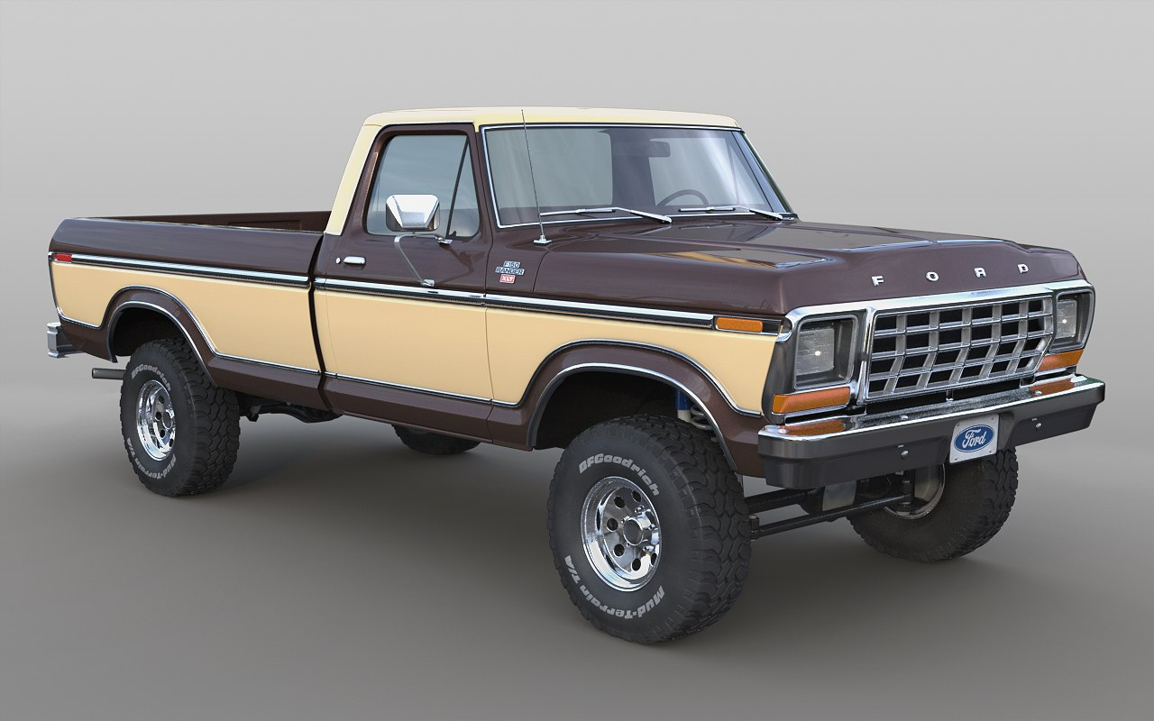 1978 Ford Truck >> 1978 Ford F 150