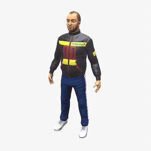 character polys 3D
