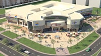 mall 3D model