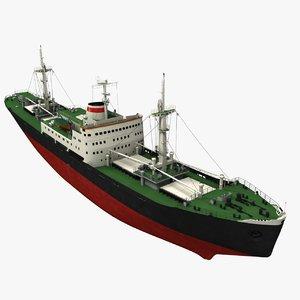 soviet amguema -class ships 3D