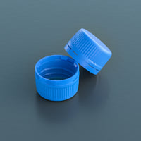 3D model closeup plastic bottle cap