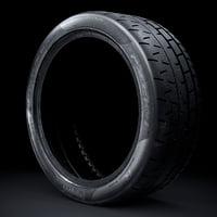 Pirelli Trofeo R with 3D sidewall + Scene