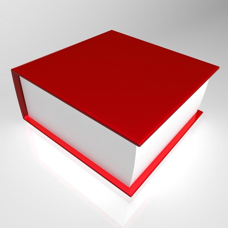 demonstration product design 3D model