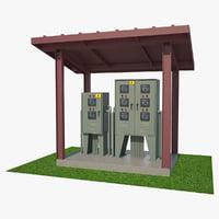 3D model model:- suitable use
