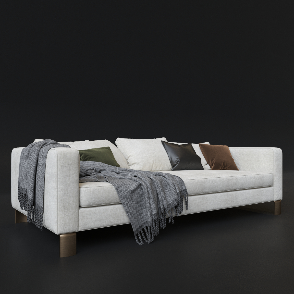 Prime Minotti Pollock White Sofa Caraccident5 Cool Chair Designs And Ideas Caraccident5Info