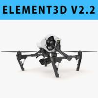 E3D - DJI Inspire 1 PRO