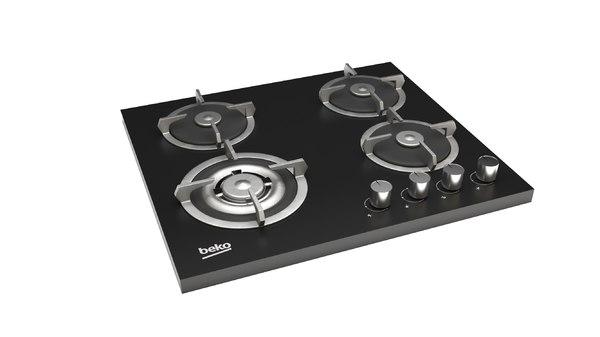 3D model beko cook
