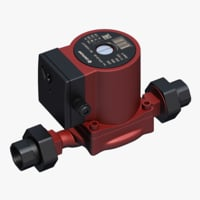 heating pump model