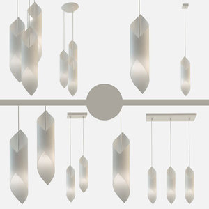 3D model helios sigma lamp