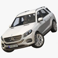 Mercedes Benz GLE 2017