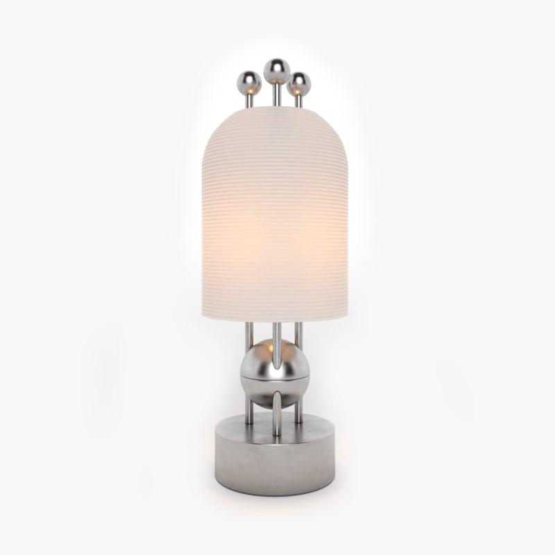 Apparatus Lantern Table Lamp Model