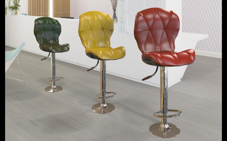 stool indira bar 3D