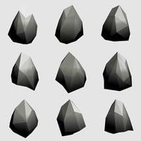 4000 Rocks megapack