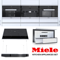 Miele Kitchen Appliances Set