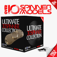 Ultimate Spinner Models Collection