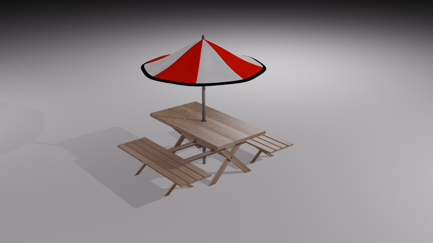 3D model canopy
