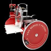 3D model berkel flywheel slicer