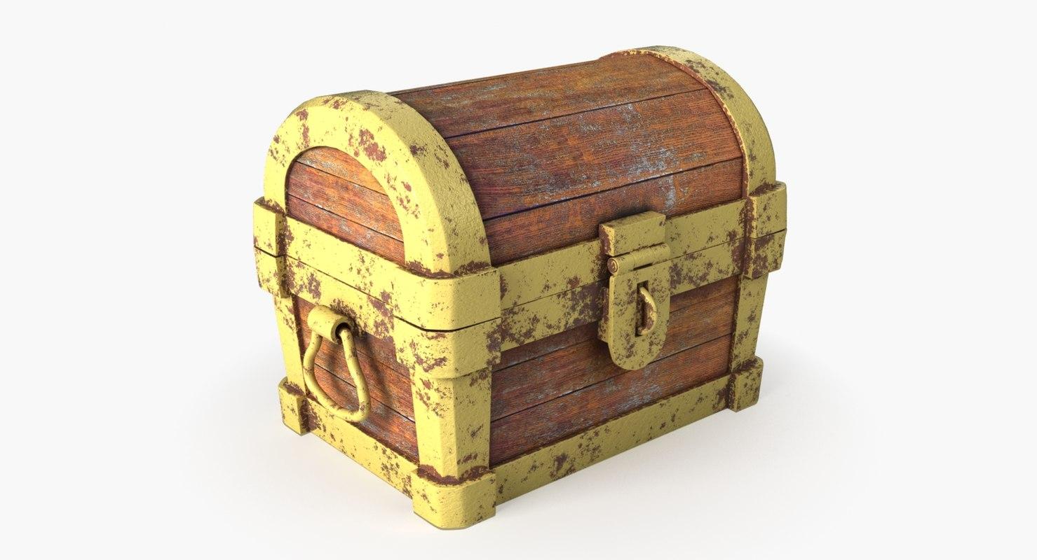3D chest model