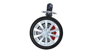 wheel model