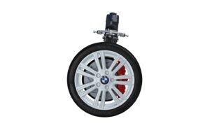 3D wheel
