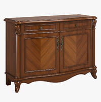 2610400 230-1 Carpenter Small Sofa back cabinet 1180x420x800