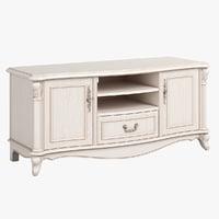 2512000 230 carpenter tv cabinet 3D model