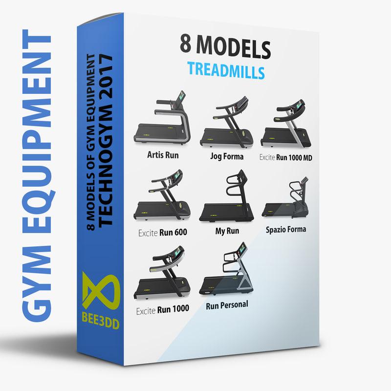 - technogym 8 model