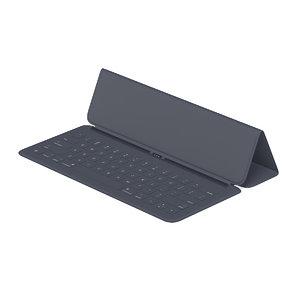 3D ipad keyboard 12 9