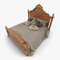 Bed 3007 SK Riva Mobili d'Arte
