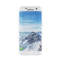 galaxy s7 white 3D