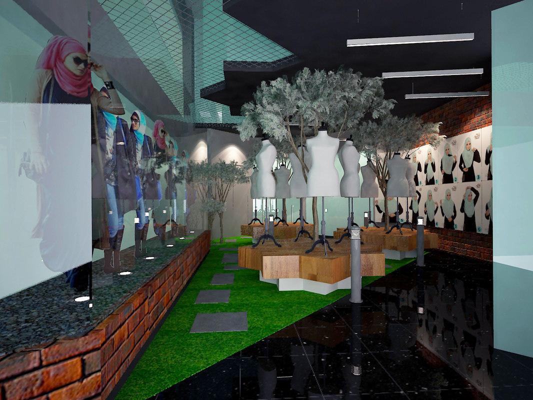 3D garden gallery