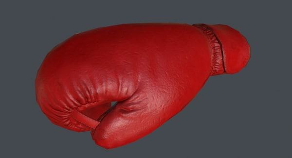 boxing glove model