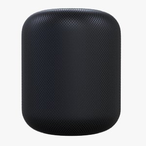 3D homepod apple