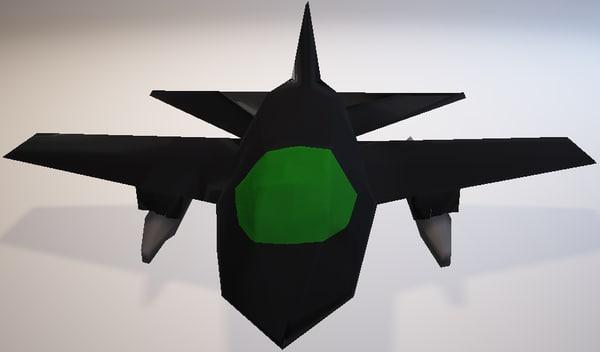 3D model atom bomber