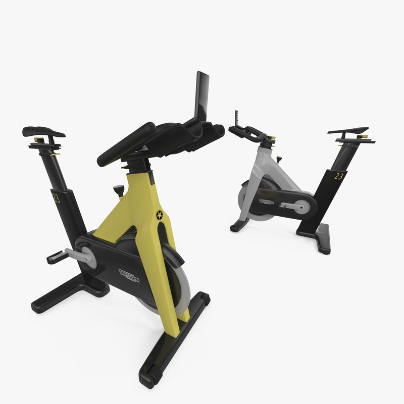 3D model cycle bike