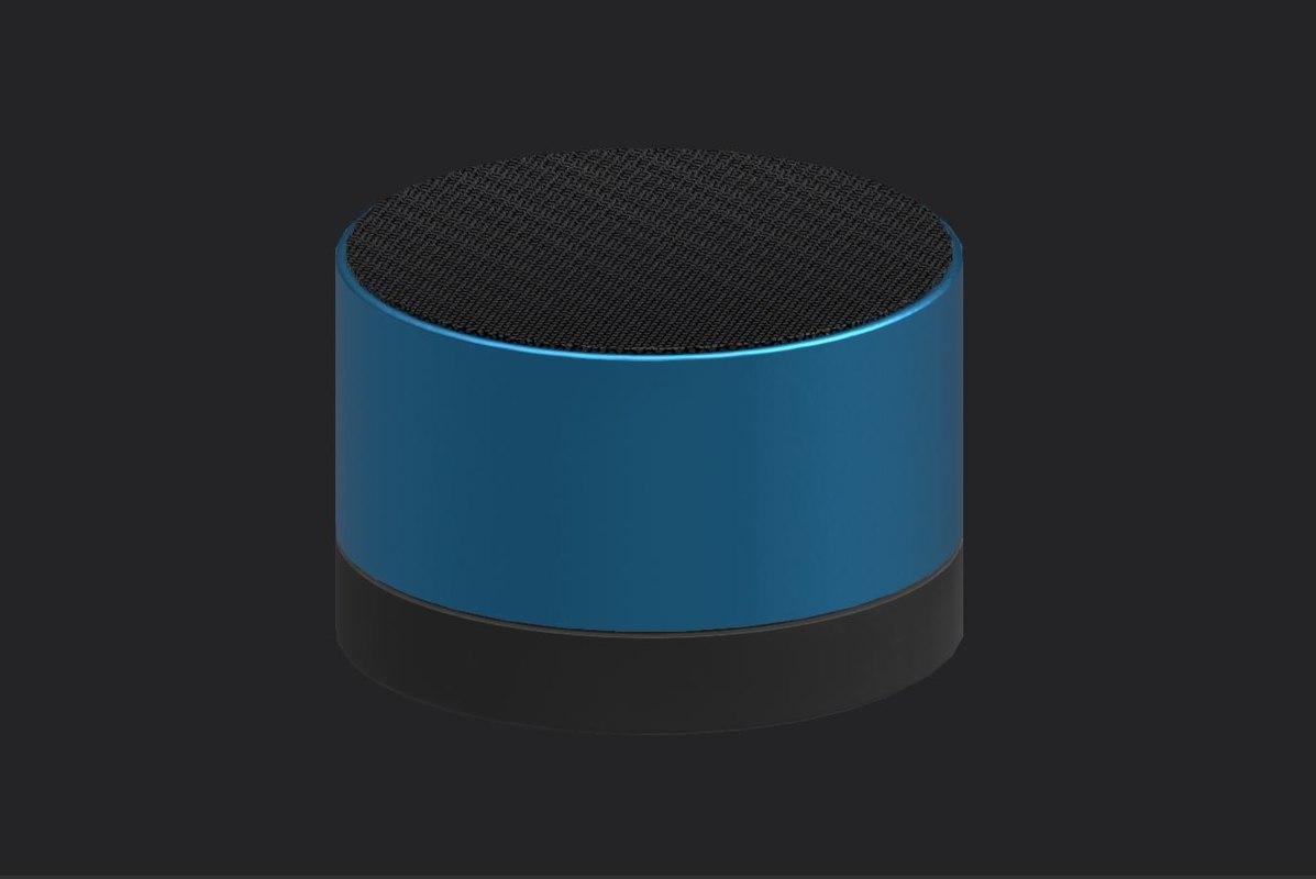 3D bluetooth speaker