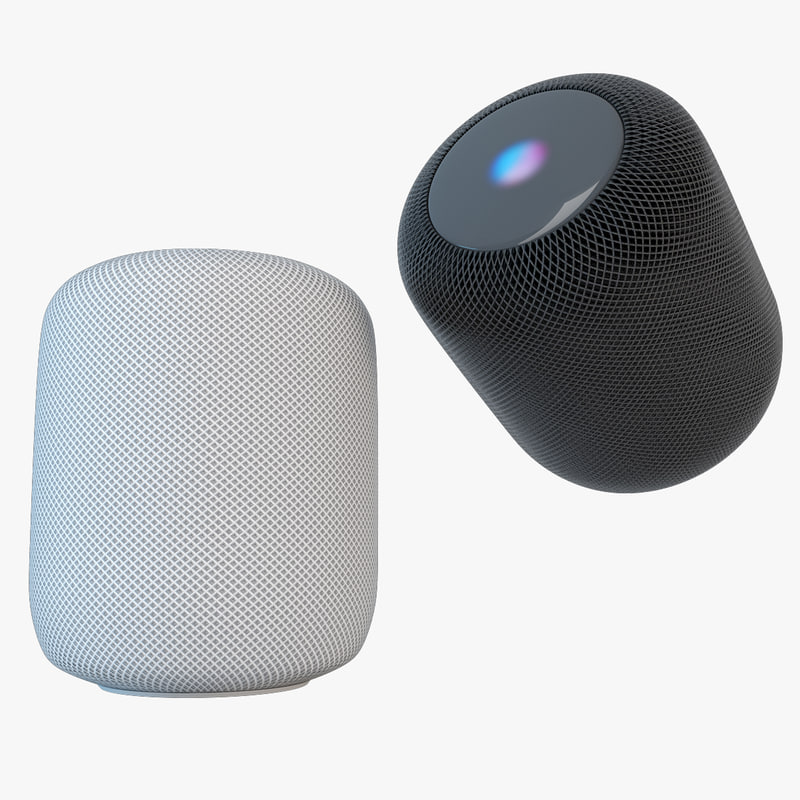 homepod home pod 3D